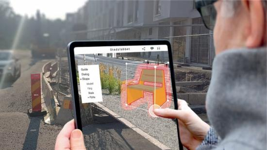 Stadslabbet är en ny app som ska främja samarbetet mellan Helsingborgs stad och invånarna.