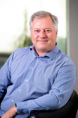 Stefan Rex, tillträdande vd Contractor Sundsvall.