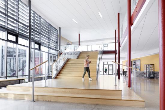 Stora Hammars skola, Höllviken.