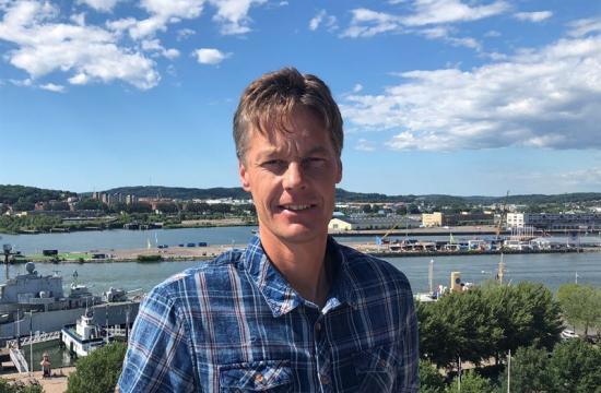 Hans Ericsson.