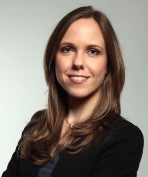 Ulrika Grundström, ny affärschef.