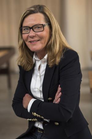 Pia Andersson, VD Varvsstaden.