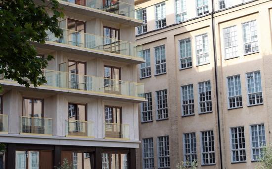 Byggherre ärGlommen & Lindberg och arkitekt ärKoncept.