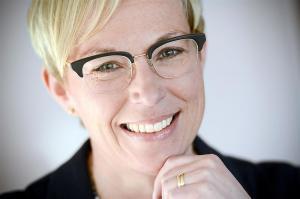 Åsa Andersson, vd på Skebo.