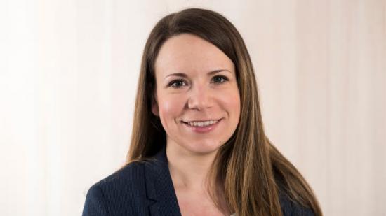 Emese Némethi,ledamot i Byggchefernas styrelse och projektingenjör på NCC.