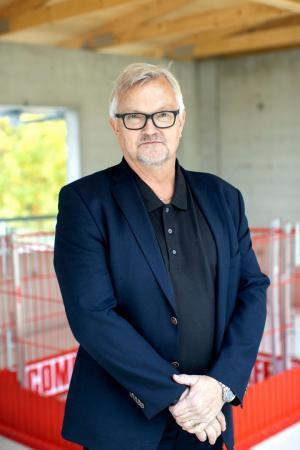 Mats Åkerlind, vice vd på Byggföretagen.