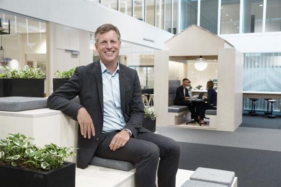 Henrik Saxborn, verkställande direktör Castellum AB.