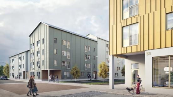 Fastighetsaffären är den största i Lindbäcks historia (bilden är en illustration).