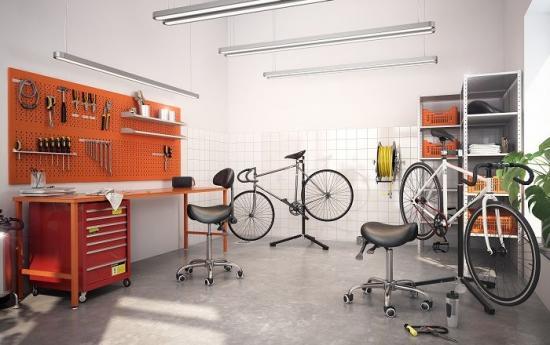 SSM Elverket Cykelverkstad