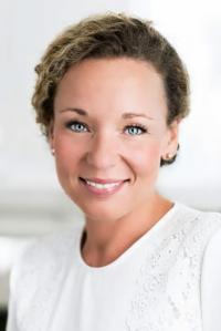Elisabet Heinrich, marknadschef hos Beijer Byggmaterial.
