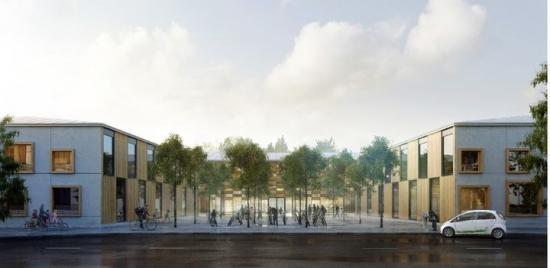 AF Gruppens dotterbolag HMB Construction har av Västerås stad utsetts till totalentreprenör för nybyggnation av Mälarparkskolan.