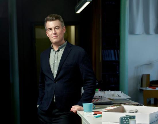 Förbundsdirektör Tobias Olsson.