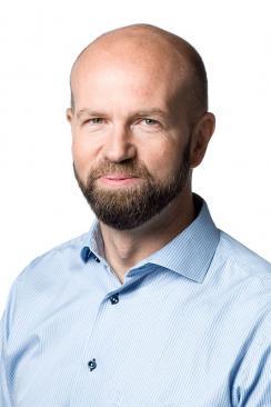 Magnus Wedholm, biträdande regionchef på Peab.