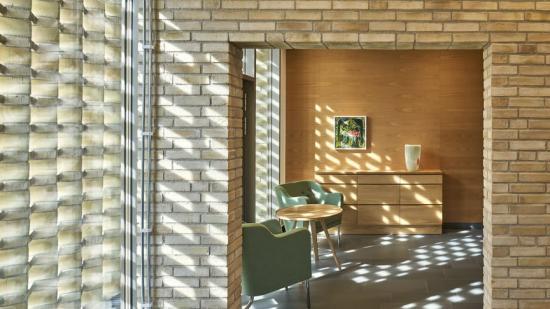 Stilla rum är ett icke-konfessionellt rum för stillhet och reflektion.