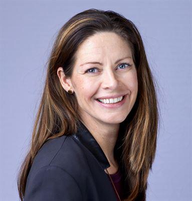 Susanne Blomberg, marknadschef SSM.
