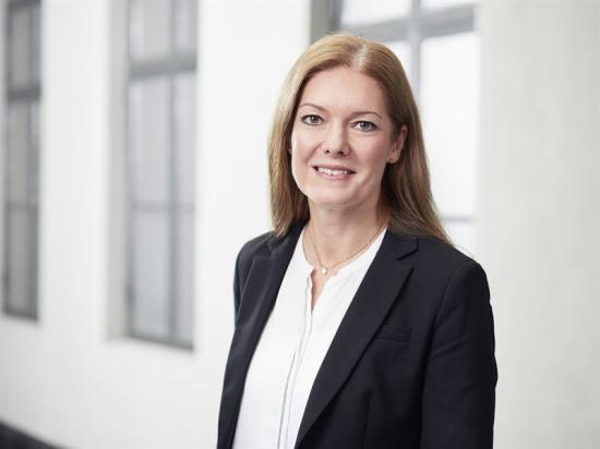 Marina Fritsche, Regionchef Göteborg, är numera även vice vd för Wallenstam.