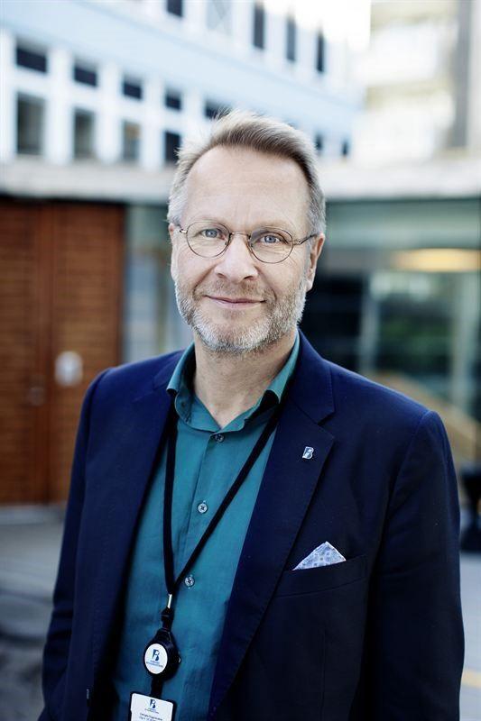 Björn Wellhagen, näringspolitisk chef, Sveriges Byggindustrier.