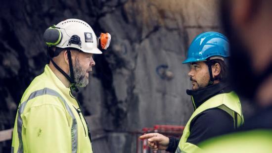 Digitala verktyg hjälper byggföretagen att säkra arbetsmiljön under coronapandemin.