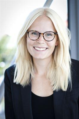 <span>Rikshems nya hållbarhetschef Malin Bosaeus.</span>