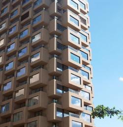 Stora Sjöfallet 2, Stockholm Ansvarig arkitekt Per Johanson, Joliark.